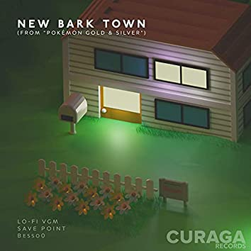 "New Bark Town (from ""Pokémon Gold & Silver"") [LoFi Edit] (Single)"