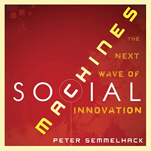 Social Machines audiobook cover art