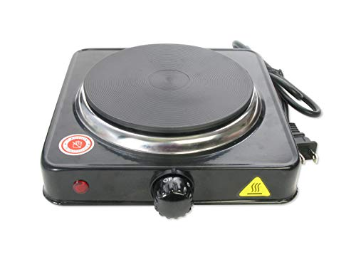 Save %12 Now! American Educational Products 7-225 Hot Plate, 154 mm Diameter, 1000W, Grade: 9 (Color may vary)
