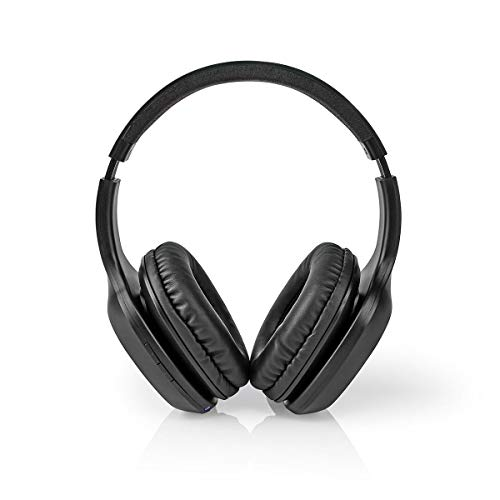 NEDIS Kabellose Kopfhörer | Bluetooth® | Over-Ear | Schwarz