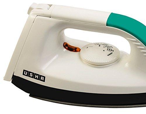 Usha EI 1602 1000-Watt Lightweight Dry Iron (multi-colour) 4