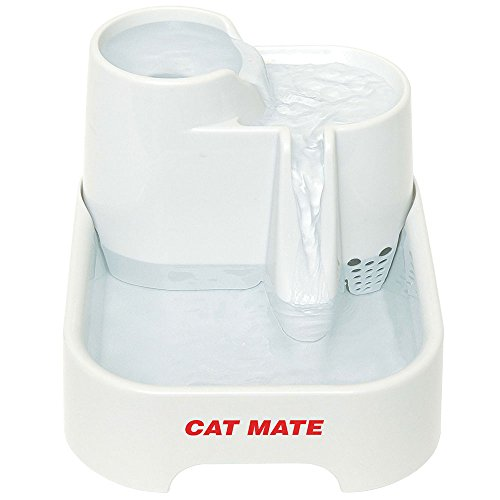 Cat Mate Pet Fountain - 70 Fluid Oz.
