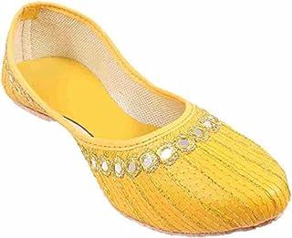 Zap Women's Nagra Belly- Yellow (S.NO_20)