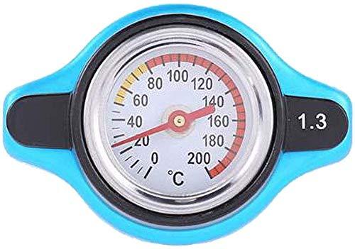 Pendant Anhänger Jewelry Heizkörperkappe Heizkörper Kappe Thermost Heizkörperkappe mit Wassertemperaturanzeige 0,9 bar/1,1 bar/1,3 bar/Abdeckung, Größe: 0,9 bar, 1.3Bar