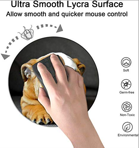 Mouse Pads English Bulldog Mouse Mat Game Office Accessory Desktop Photo #2