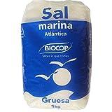 Biocop Sal Marina ATLANTICA Gruesa 1 KG, No aplicable