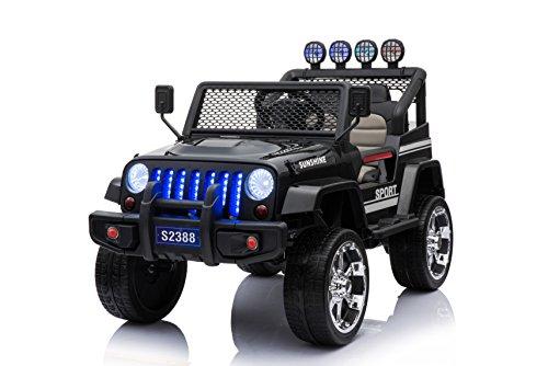 Toyas Cobra Off Road SUV Jeep Kinderauto Kinderfahrzeug Elektrofahrzeu Geländewagen 4 x 45 W Motor S2388b*