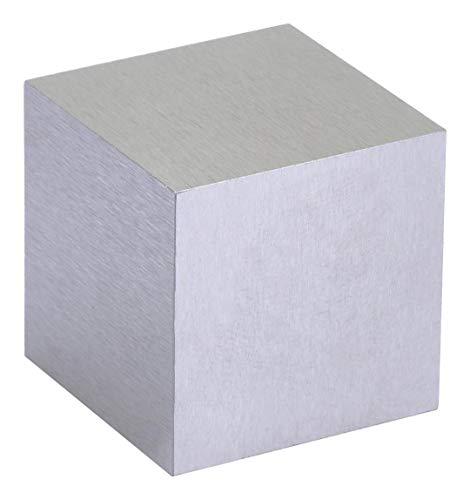 1' Tungsten Cube - Unique Metals