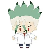 ムービック Dr.STONE STONE WARS フィンガーマスコット・パペラ/石神千空 白衣ver.