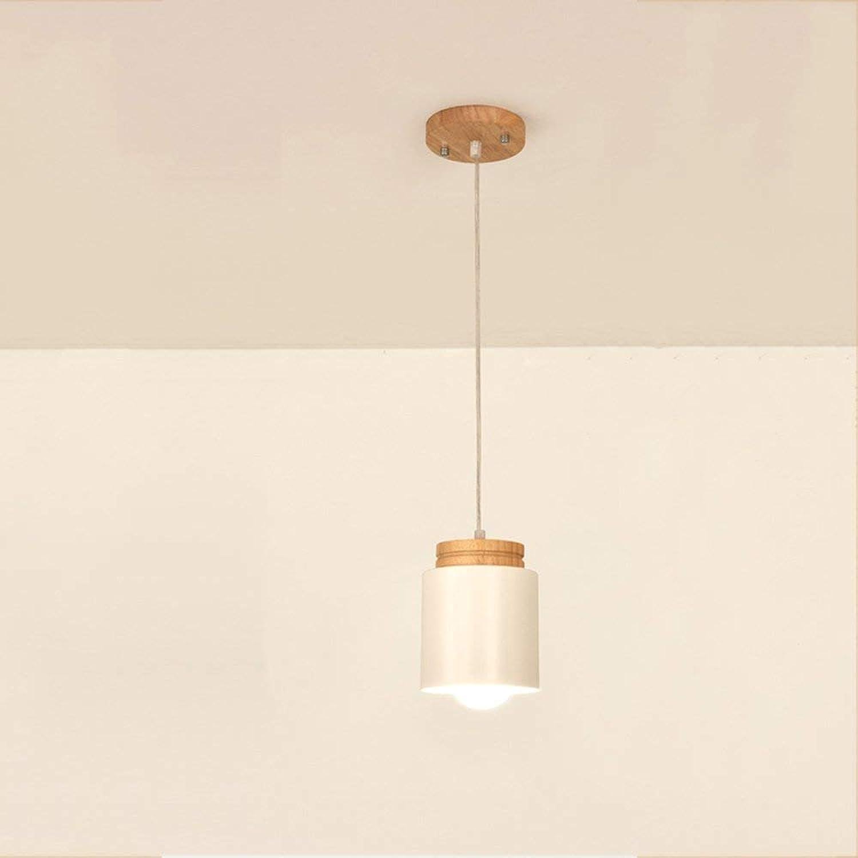 BMY Nordic Deckenpendelleuchte Restaurant Dekoration Kronleuchter Moderne Massivholz Minimalistischen Wohnzimmer Kronleuchter Esszimmer Lampe E27 (Gre  Stil A)