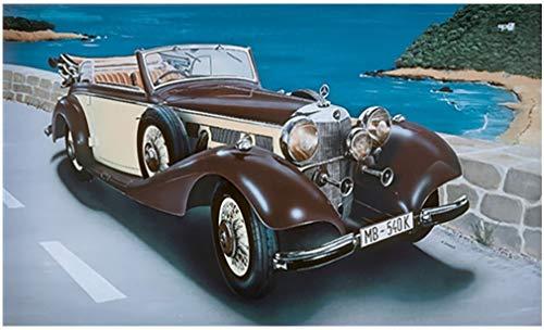 Italeri 3701S  - Mercedes-Benz 540 K