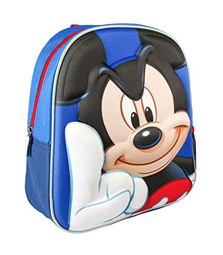 Mickey Mouse CD-21-2088 2018 Mochila Infantil, 40 cm, Multicolor