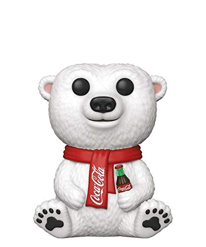 Funko Pop Ad Icons – Coca Cola Polar Bear #58