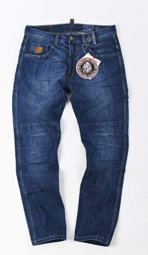 MOTTOwear City-X short Kevlar-Jeans XS W31/L32 Men
