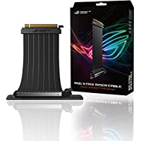 ASUS ROG Strix RS200 PCI-E 3.0 x 16 Riser Cable w/ 90-degree Adapter
