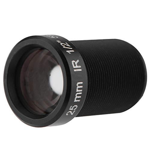Lente de cámara de 5 millones de píxeles Lente de cámara de seguridad de 1/2 '' Lente de placa de infrarrojos Lente de cámara IP para cámara WiFi