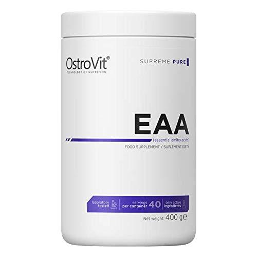 Ostrovit Supreme Pure EAA - Essential Amino ACIDS - Amino Acids (400 g)