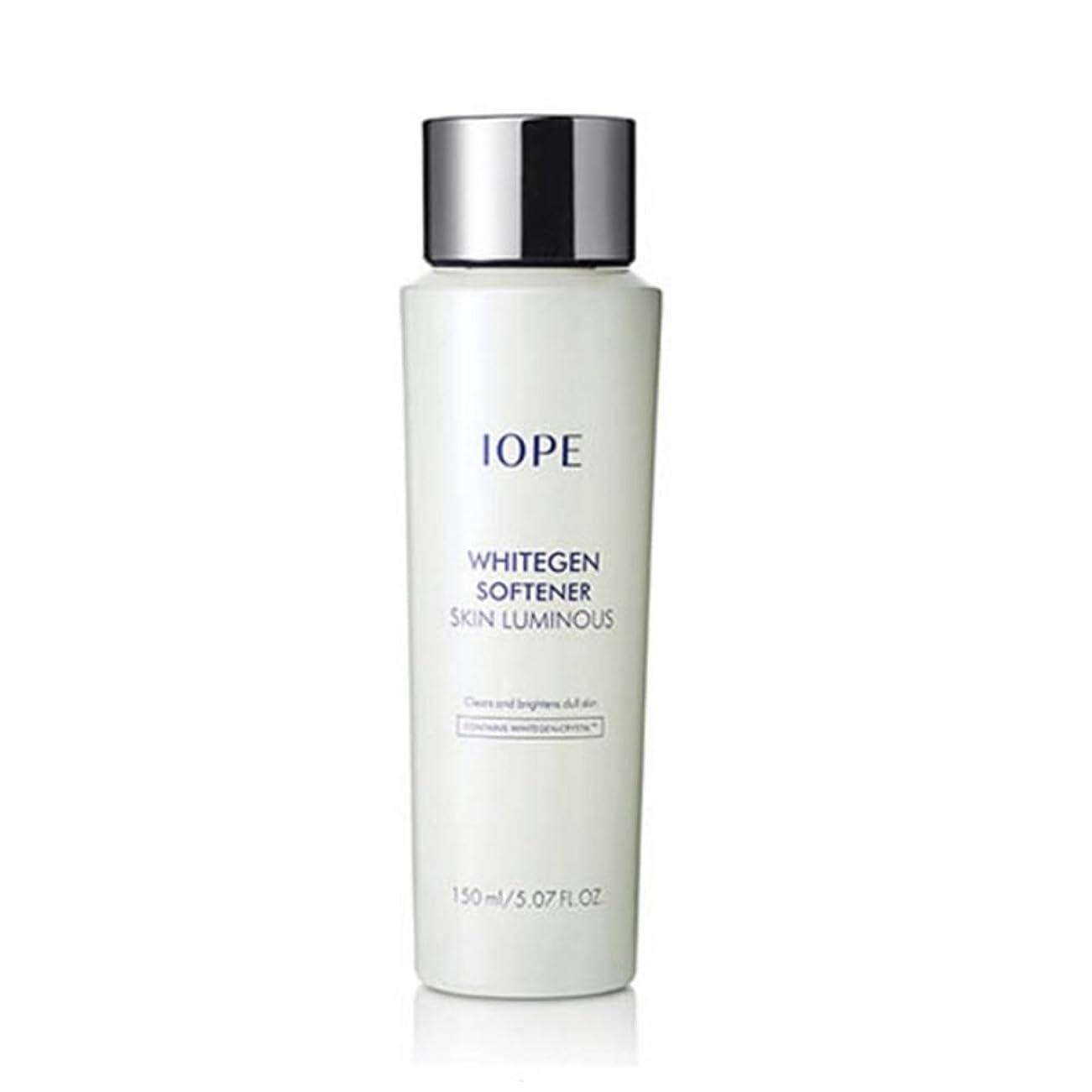謎蒸気無知(アイオペ)IOPE Whitegen Softener Skin Luminous (韓国直発送) oopspanda