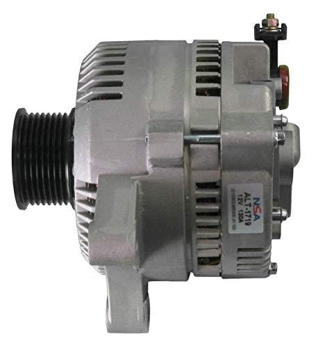 1A Auto 130 Amp Alternator for Navigator E150 E250 E350 Van F150 F250 F350...