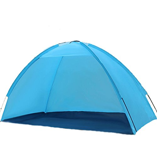 QXZ-WOLFBERRY Tienda de campaña para Acampar portátil al Aire Libre Impermeable Impermeable Ultravioleta Playa toldo toldo Lluvia Lluvia Campamento