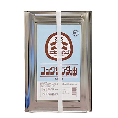 【業務用】 加藤製油 コックサラダ油 16.5kg 菜種油 大豆油