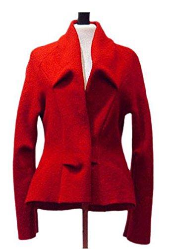 Schnittquelle Damen-Schnittmuster: Origami Jacke (Gr.42) - Einzelgrößenschnittmuster verfügbar von 36 - 46