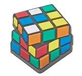 Jibbitz a forma di cubo di Rubik