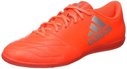 adidas X 16.3 In Leather, Botas de fútbol para Hombre