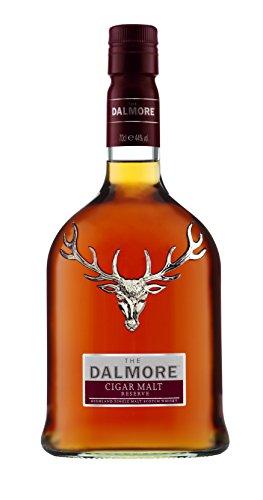 The Dalmore Cigar Malt Reserva - Whisky de Malta Escocés - 700 ml