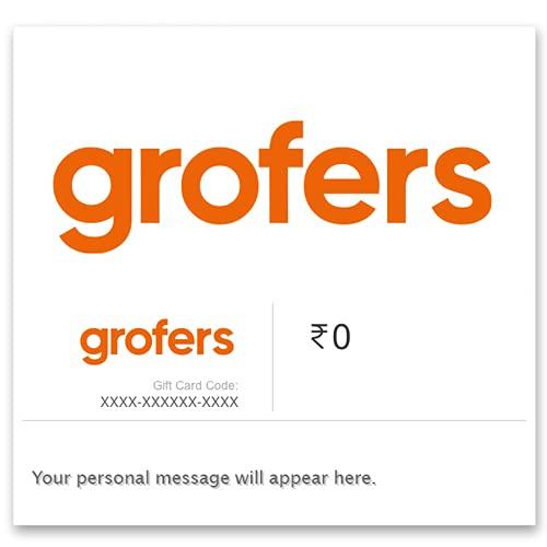 Grofers E-Gift Card