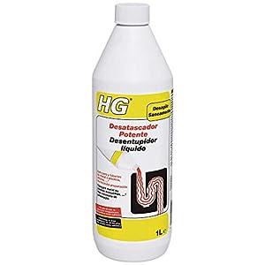 HG 139100130 Limpiador 500 ml – Espray Destructor de Moho Muy eficaz, 1 L