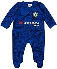 Premier League Pijama Entera para Niños Bebés Chelsea Football Club