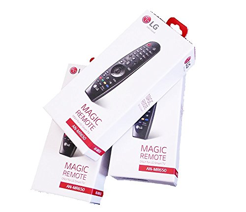 LG Electronics Magic Remote Control Audio/Video Remote Control (AN-MR650)