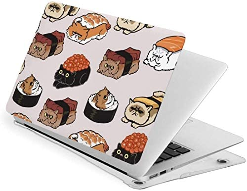 Light Bulb Sushi Case for MacBook Air 13 Inch 2020 2019 2018 New Version A1932 A2179 Plastic product image