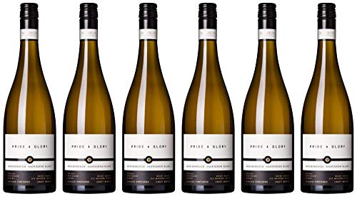 6x Craft Series Pride & Glory Sauvignon Blanc 2013 - Weingut Marisco, Marlborough - Weißwein