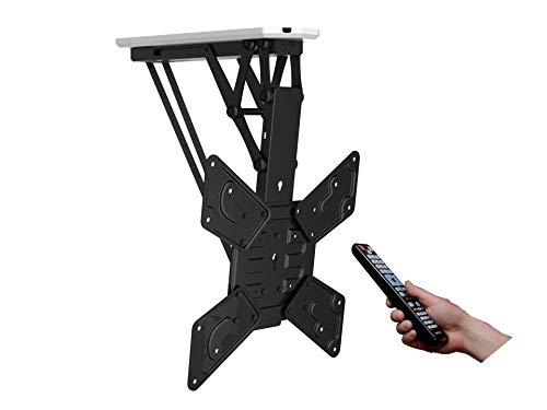 Motor - Ceiling Mount - Soporte TV de Techo con Motor. VESA 10 x 10 hasta 40 x 40.
