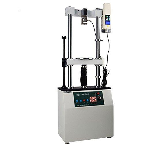 Eléctrica prueba vertical soporte para Anlog & Digital medidor de fuerza Push Pull 5000N/500Kg