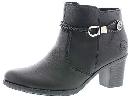 Rieker Damen Ankle Boots L7669,Frauen Stiefel,Ankle...