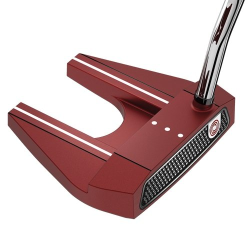 Callaway Golf Steel 7 Ss Pistol 33' Length Odyssey O Works 17 7 Red Putter, Right Hand
