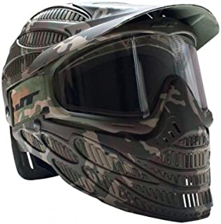 JT Spectra Flex 8 Full Head and Face Coverage Thermal Paintball Goggles