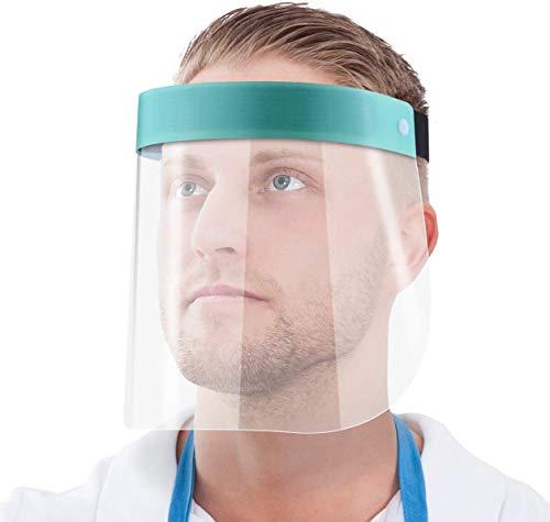 Anti Fog Gesichtsschutz Schutzvisier Face Shield Visier Augenschutz Gesichtsvisier Schutzschild Gesichtsschutzschild