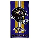 McArthur NFL Strandtuch 150x75 cm Baltimore Ravens