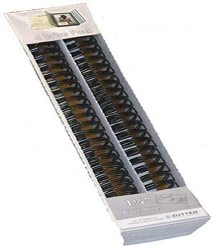 Zutter Bind-it-All-OWire, 3,17 cm, 4 Stück, andere, Mehrfarbig.
