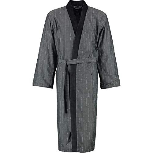 Bugatti Bademantel Herren Kimono Calvino grau M