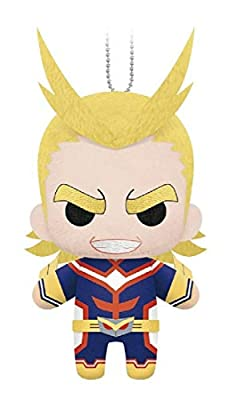 My Hero Academia Mascot Plush Keychain - All Might by My Hero Academia