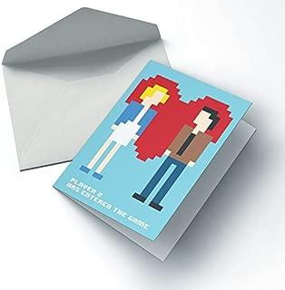 Nerd Cards - Spieler 2 - Die Geburtstagskarte für Nerds, Geeks & Gamer