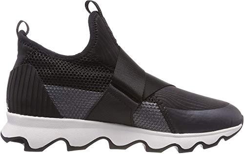 Sorel Damen Sneaker, Kinetic Sneak, Schwarz/Weiß, Größe: 39