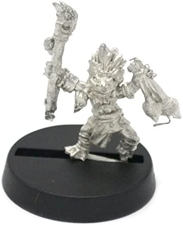 Stonehaven Grippli Witch Doctor Miniature SEAL limited product 28mm Figure for Atlanta Mall Scale