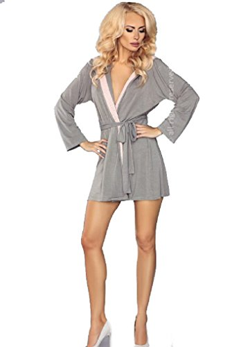 Livco Innocent Rose Robe com Capuz - Modelo 100 L/xl - 5902431648125