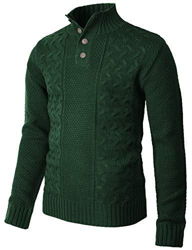 H2h Pullover Sweater Men